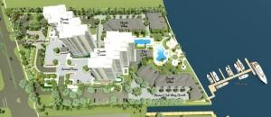 Water Club Site Plan
